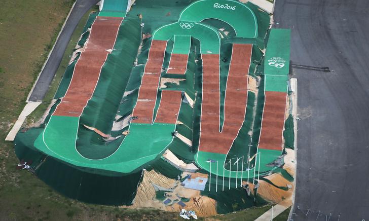 Фото №10 - Стадионы в забвении: 5 городов с заброшенными олимпийскими объектами