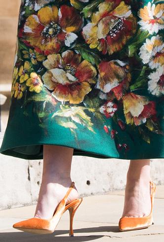 Фото №7 - Обувь и платье на праздник: 7 новых (и неожиданных) правил сочетания