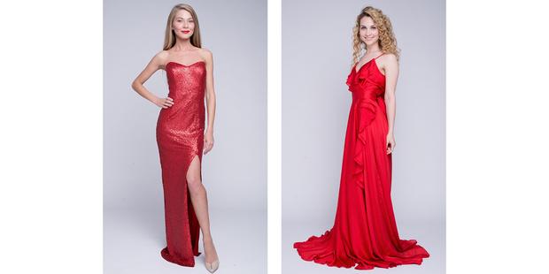 Фото №2 - Что надеть? 5 платьев для главной ночи уходящего года