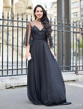 Фото №6 - Неделя Высокой моды в Париже: Street style