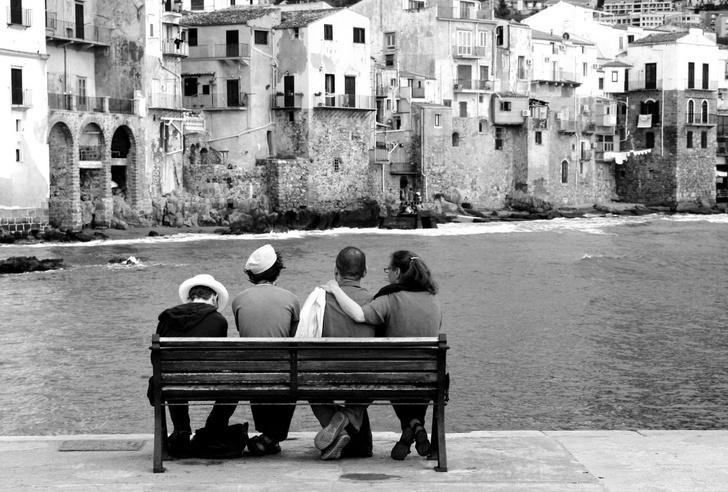 Фото №6 - Шкатулка с сокровищами: Сицилия в 10 фактах и фотооткрытках