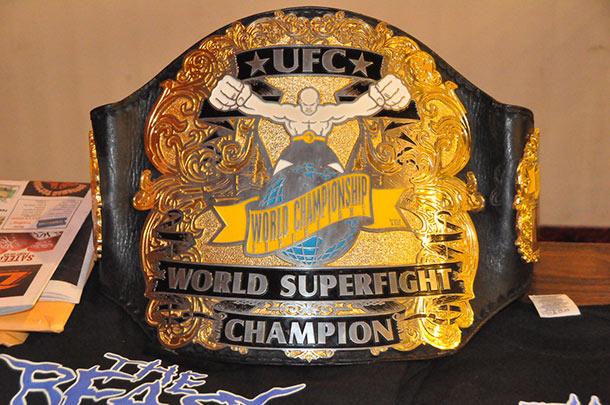 Фото №2 - 10 убойных фактов про MMA