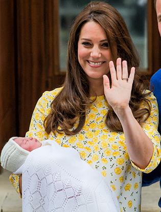 Фото №3 - Принцесса Шарлотта Кембриджская: первый год в фотографиях