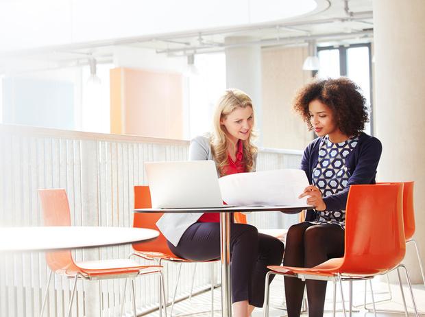 Фото №3 - Бизнес и дружба: сможете ли вы работать с лучшей подругой
