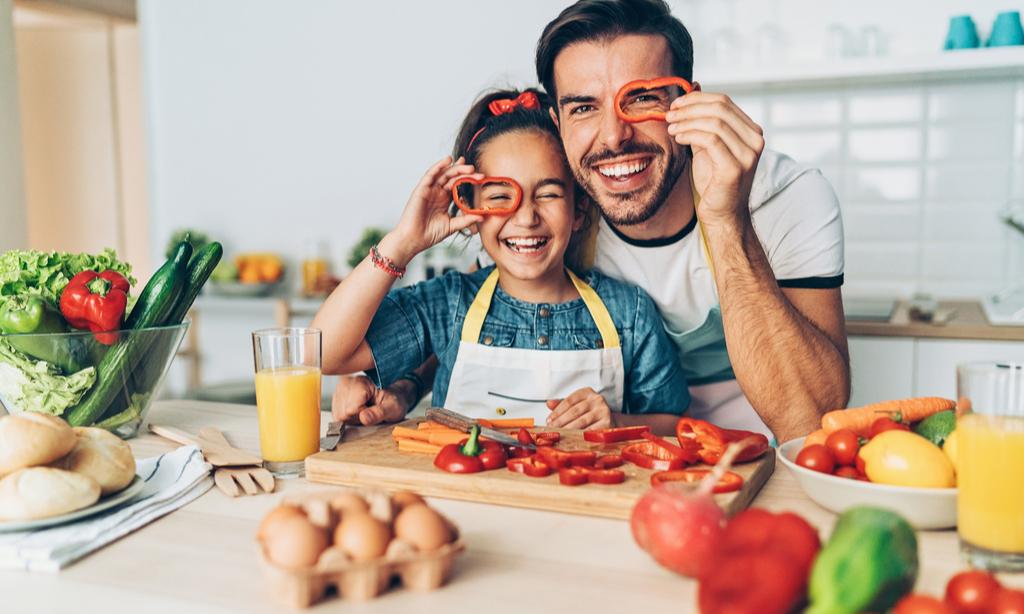 10 самых полезных детям продуктов