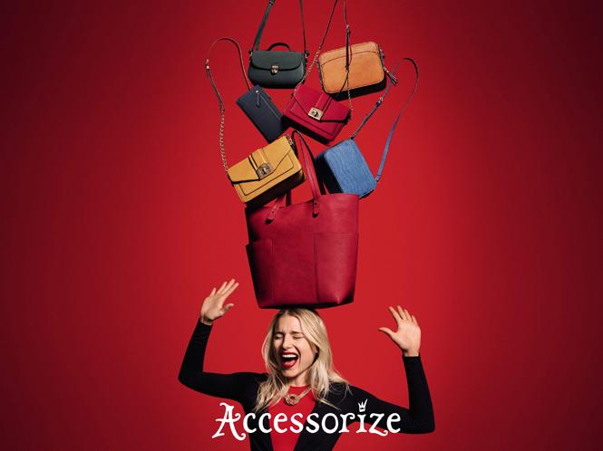 Фото №9 - Accessorize представляет новую рекламную кампанию с Дри Хемингуэй