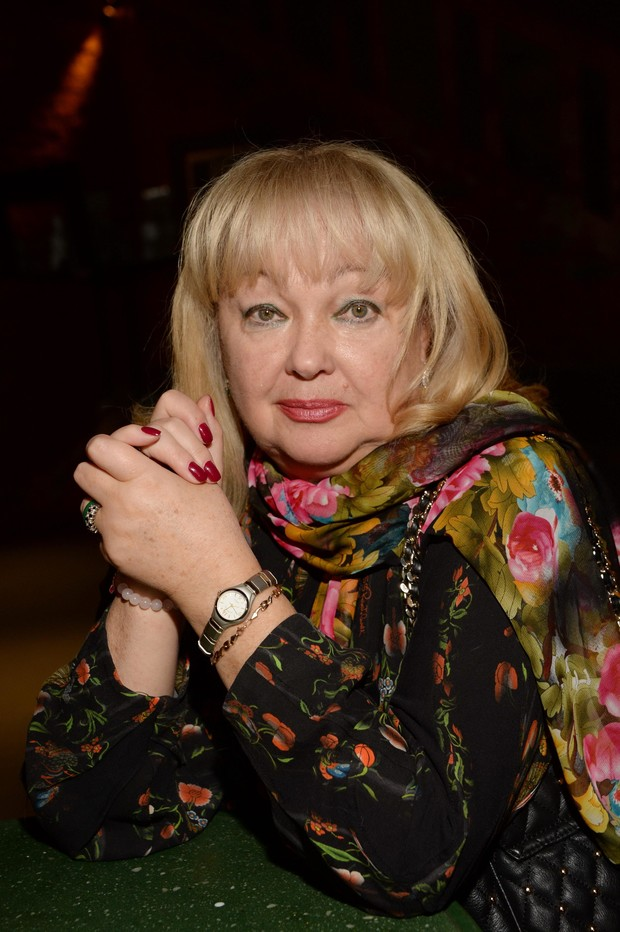 Наталья Гвоздикова последние новости фото