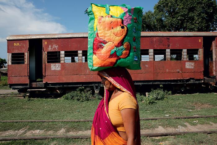 Фото №7 - Прибытие поезда: фоторепортаж из Непала