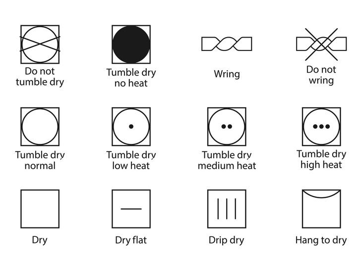 Фото №6 - Азбука одежды: самые популярные символы на этикетках и что они означают