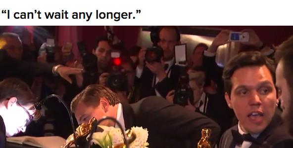Фото №2 - Кто снова забрал «Оскар» у Леонардо Ди Каприо?
