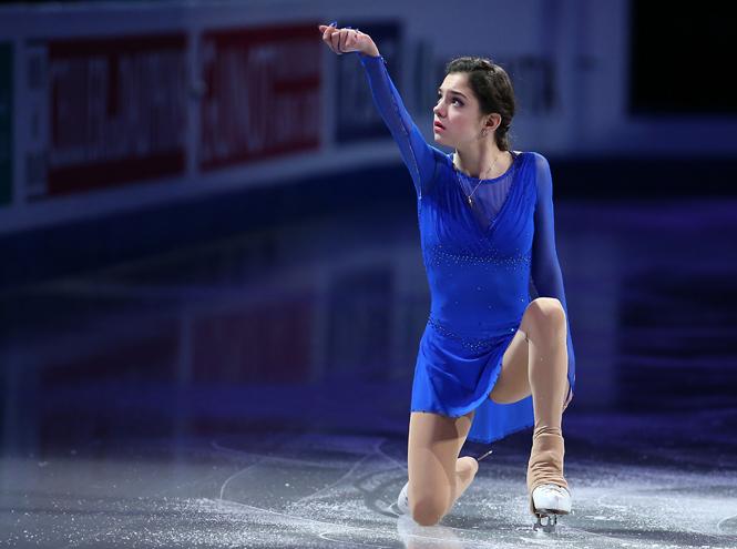 Фото №1 - Новые принцессы льда: самые перспективные российские фигуристки-одиночницы