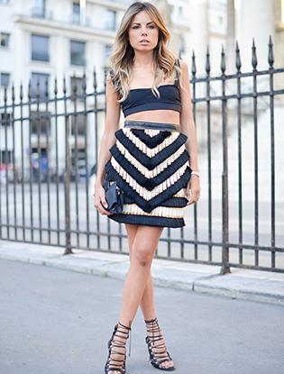 Фото №3 - Неделя Высокой моды в Париже: Street style