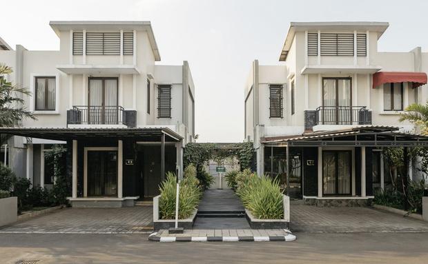 Фото №2 - Фото с подробностями: жилой район на крыше торгового центра в Джакарте