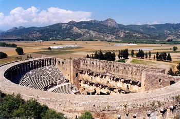 Фото №4 - 10 лучших древнеримских руин вне Италии