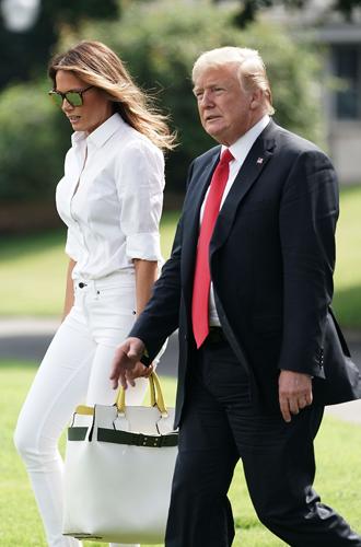 Фото №4 - Неочевидная причина, почему Мелания вышла замуж за Дональда Трампа