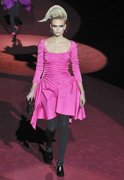 Фото №5 - Показ Marc Jacobs шокировал Неделю Моды
