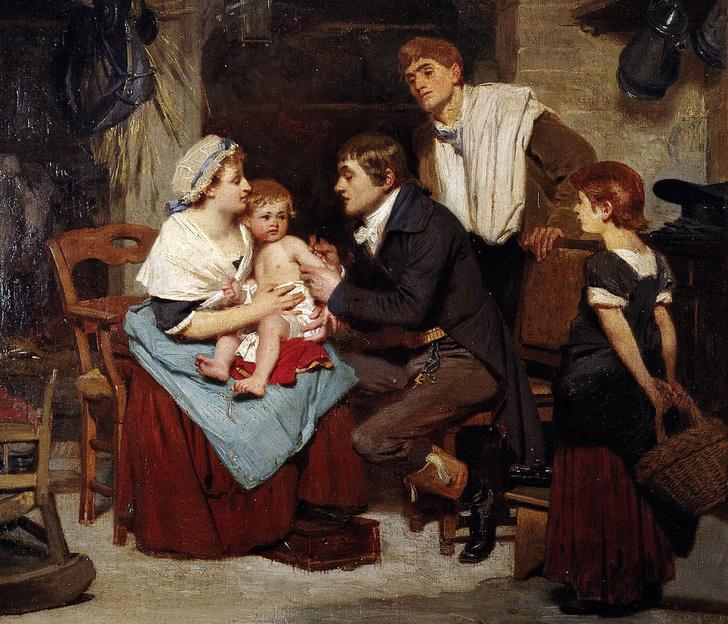 Фото №3 - Подобное подобным: история вакцинации от истоков до наших дней