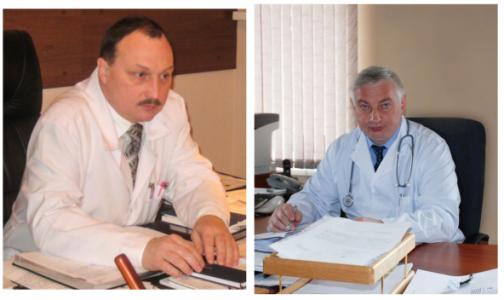 Фото №1 - Вот такая вот рокировочка: в Петербурге два главных врача поменялись больницами