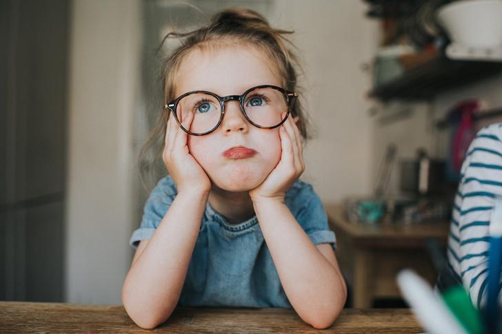 ребенок, подавление эмоций, привычки