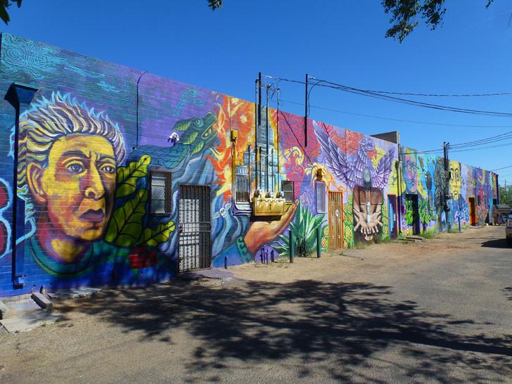Фото №2 - От Мехико до Екатеринбурга: как преодолеть тысячи километров с помощью искусства