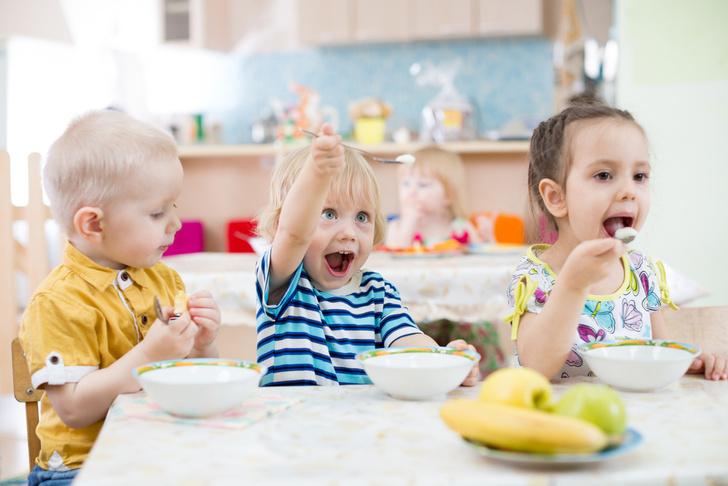 Завтрак для ребенка рецепты