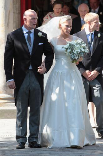 Фото №6 - Концепция дизайна свадебного платья Меган Маркл меняется в угоду Королеве
