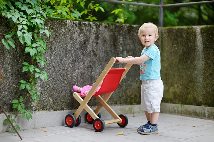 Фото №3 - Игрушки для маленьких мальчиков