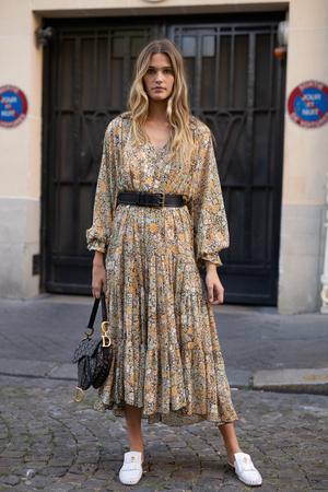 Фото №4 - Летняя классика: что такое чайное платье (и где найти самое модное)