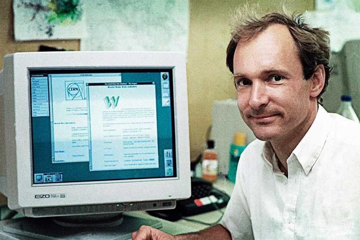 Фото №1 - 6 августа 1991 года в мире появился самый первый сайт. Кстати, он все еще работает