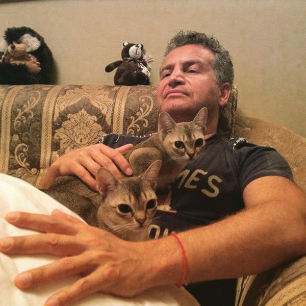 Фото №3 - Кто сказал «мяу»: Варум, Чиповская, Свиридова о любимых кошках