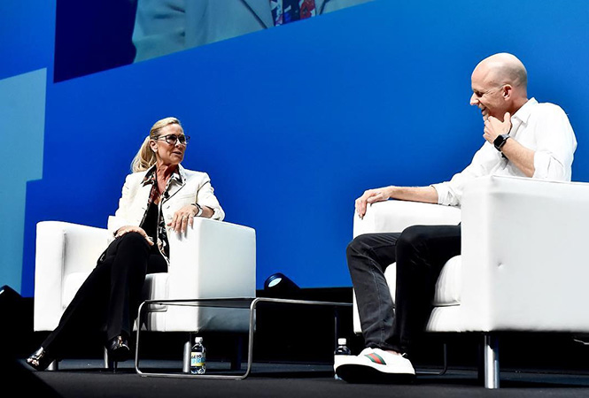 Фото №10 - Анжела Арендс: как гендиректор Burberry стала старшим вице-президентом Apple