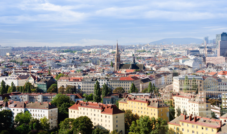 Фото №2 - Определена десятка лучших городов мира для жизни