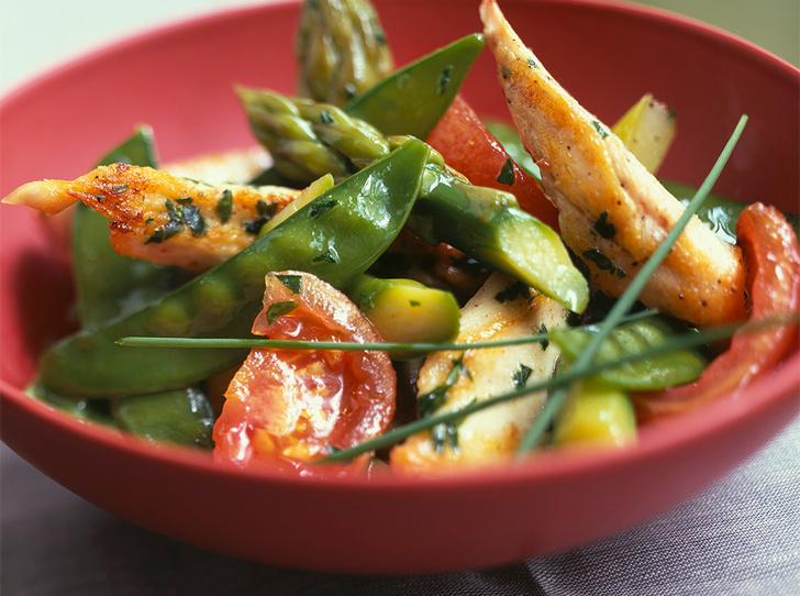 Фото №4 - Рецепты вкусных блюд из спаржи
