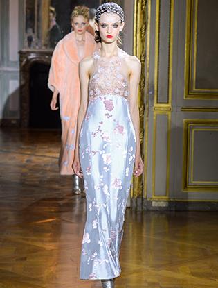 Фото №14 - Неделя Высокой моды в Париже: Ulyana Sergeenko Couture F2015