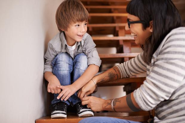 Фото №4 - 9 хороших и правильных фраз, которые нельзя говорить детям