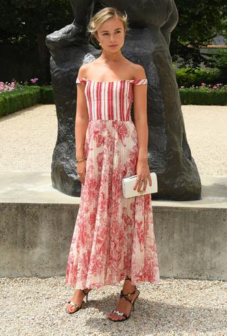 Фото №76 - Карли Клосс, Наталья Водянова и другие на кутюрном показе Dior FW18-19