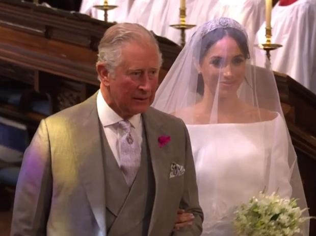 Фото №51 - Свадьба Меган Маркл и принца Гарри: как это было (видео, фото, комментарии)