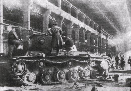 Фото №5 - Главная битва танкиста