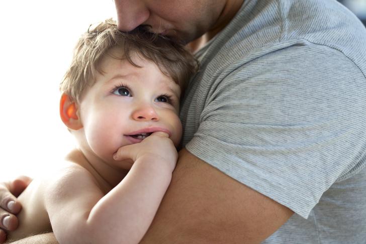 Палец во рту у ребенка как отучить