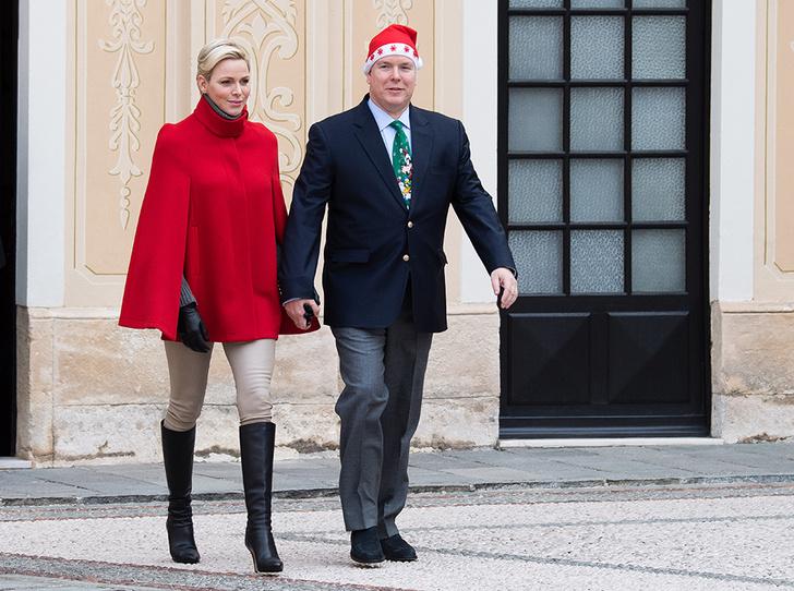 Фото №32 - Счастливы вместе: князь Альбер и княгиня Шарлен