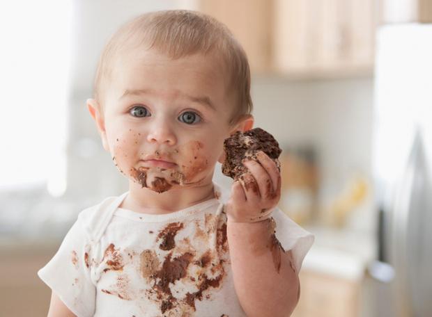 Фото №1 - Правила кормления: погуще и пожирнее?