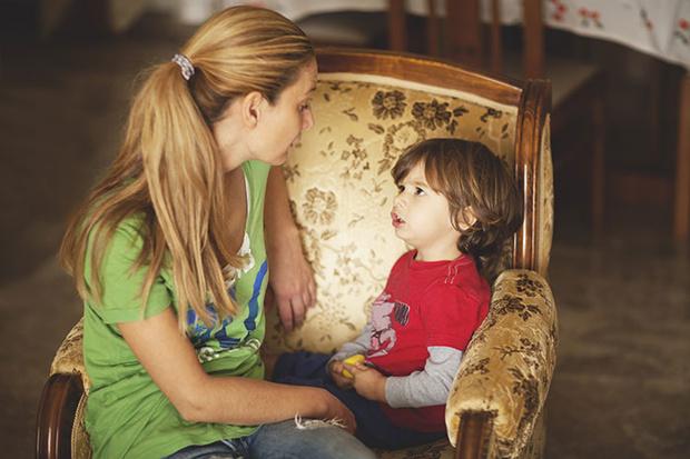 Фото №1 - Находка для шпиона: ребенок-болтун