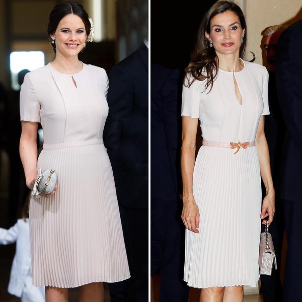 Фото №15 - Что винить — платье или фигуру? Почему так по-разному выглядят звезды в одинаковых нарядах
