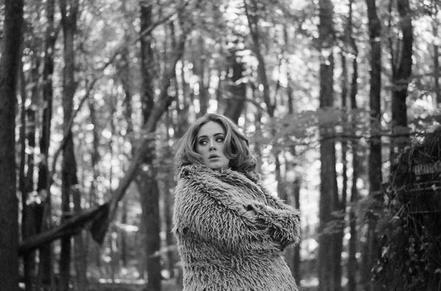 Фото №3 - 10 фактов о новом альбоме Адель «25»