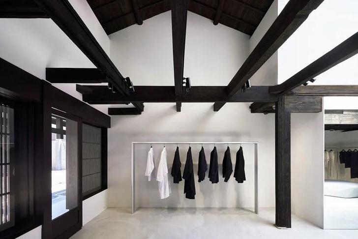Фото №4 - Новый бутик Issey Miyake в Киото по проекту Токудзина Йосиоки