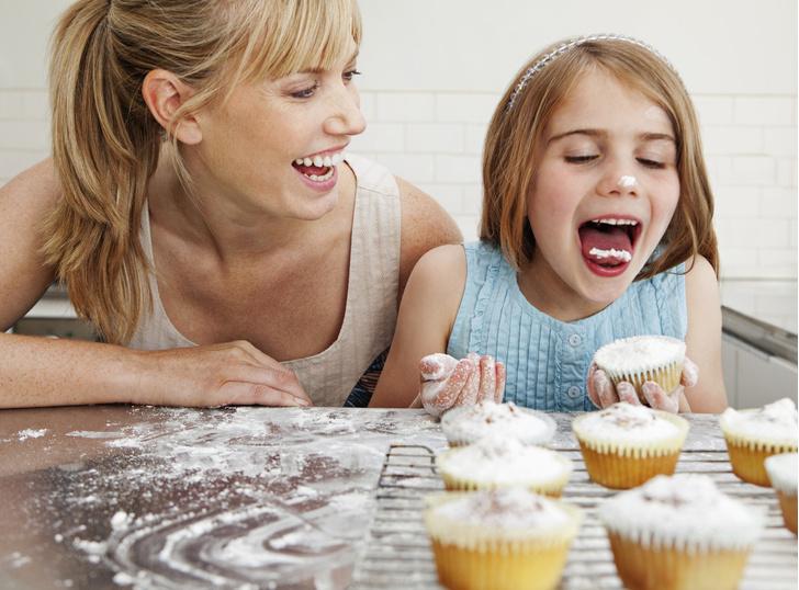 Фото №2 - Неожиданно: как приготовление десертов влияет на женское самочувствие