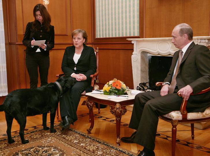 Фото №19 - Ангела Меркель, какой ее мало кто знает (или помнит)
