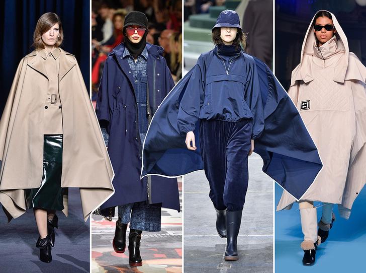Фото №8 - 10 главных трендов осени-2018 с Недели моды в Париже