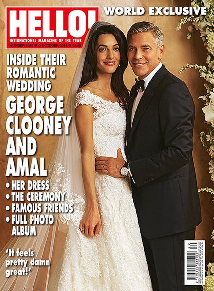 Фото №1 - 21 самая громкая свадьба XXI века