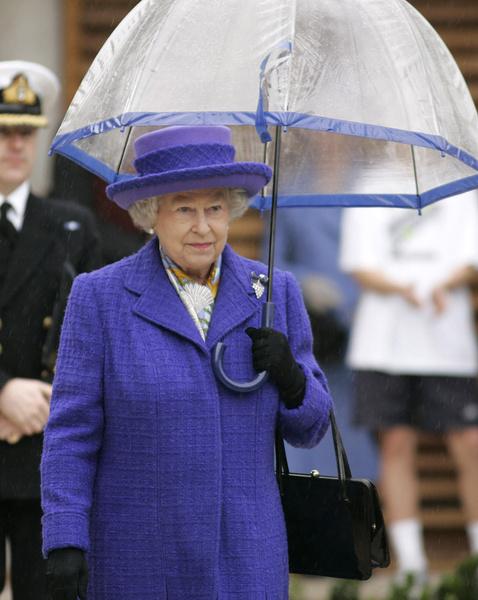 Фото №29 - Виндзорские зонтики: королевский способ спрятаться от дождя